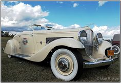 Clark Gable Owned Duesenberg at the Exhibition of Speed 48