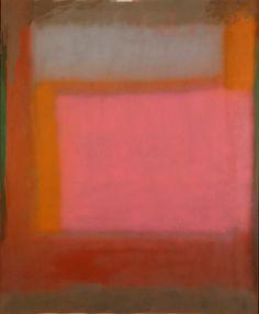 Spring, 1972. Esteban Vicente, Born: Turegano, Spain 1903 Died: Bridgehampton, New York 2001