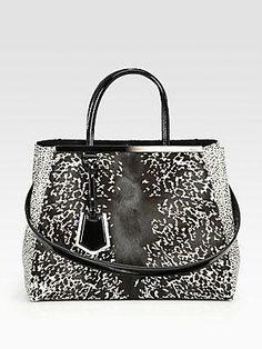 974b086cbad6 Fendi  handbag  purse  clutch 2jours Fendi 2jours