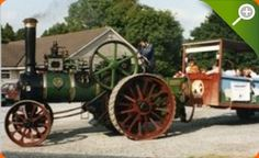 Robey General Purpose Traction Engine No 33348