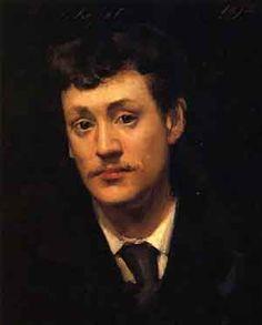 Frank OMeara 1876 | John Singer Sargent | Oil Painting