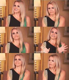 Faces funney Britney Spears X factor intervew