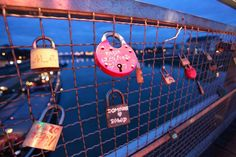 Locks of Love on the bridge over the Visla River. :-) #lovelockstore  #lovelockstory #lovelocks #lovelockbridge UPLOAD the your SELFIE picture and get 10% SALE on http://lovelockstore.com
