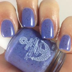 Anchor & Heart Lacquer The Sincerest @tarynjshaw