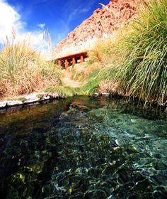 Puritama Hot Springs, Atacama Desert, Chile  so amazing  2007