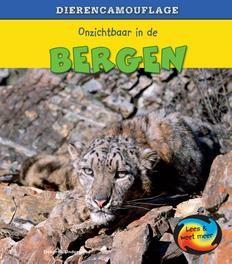 Dierencamouflage: Onzichtbaar in de bergen Lees & Weet Meer, Underwood, Deborah, Hardcover