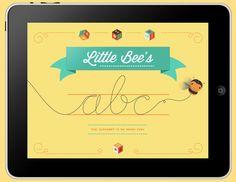ABC app with amazing design.