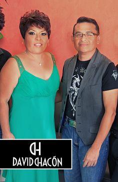 #LuceSiempreBella, con David Chacón Estilistas.