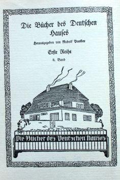 Bücher des Deutschen Hauses - 1. Reihe
