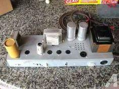 Hammond H-AO-43 tube guitar amplifier building block 18 watt marshall - $100 (Lawrence, Kansas)