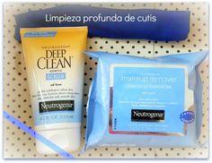 Productos review Neutrogena Deep Clean y Participa en el SORTEO! hasta el 4 de Julio.#unready #latinaconestilo #belleza
