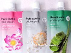 MISSHA Pure Source Pocket Pack отзыв. Красота в кармашке! Missha, Pure Products, Beauty, Cosmetology