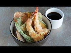This Tempura Bowl Is Everything You've Ever Wanted