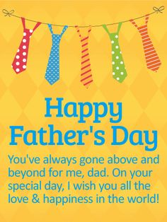 "FD-29 Happy Father/'s Day Card with Envelope  /""For You Father/"""