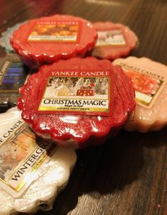 Yankee Candle Christmas, Christmas Candles, Candle Wax, Pure Products, Christmas Lights