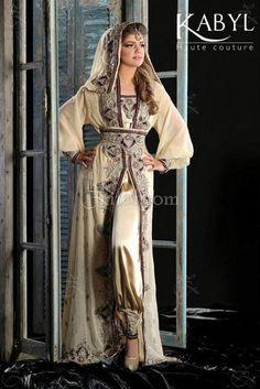 Robe de Soirée : Kabyl Haute Couture : Robe de Soirée - Nabeul - Zifef - photo 7