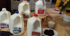 3 Ways to Save on Milk and No RBST !