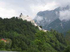 """Burg Hohenwerfen, """"Ørneborgen"""""""