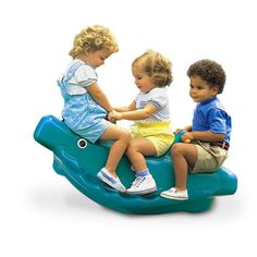 Classic Whale Teeter Totter at Little Tikes