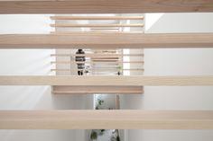 House in Yamanote,Courtesy of Katsutoshi Sasaki + Associates