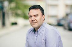 Γιώργος Πεκρίδης. Υποψήφιος Δημοτικής Σύμβουλος. Δημοτική Ενότητα Κοζάνης