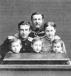 Konstantin and family