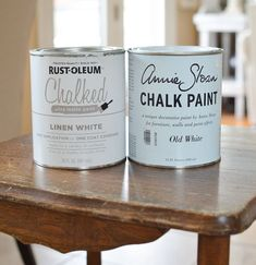 Rust Oleum Chalk Chalky Colour Chart Remake Furniture In