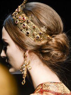 Crowns Dolce & Gabbana