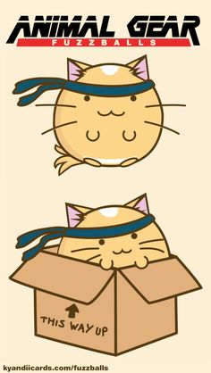 Check out the super cuteness overload kawaii adventures of the Fuzzballs! Metal Gear Games, Snake Metal Gear, Metal Gear Solid Quiet, Metal Gear Rising, Mgs V, Aging Metal, Video Games Funny, Kawaii Cat, Cute Chibi