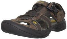 Amazon.com: Teva Men's Omnium Closed-Toe Sandal: Shoes