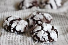 Deserts, Muffin, Paleo, Food And Drink, Favorite Recipes, Cookies, Chocolate, Sweet, Advent