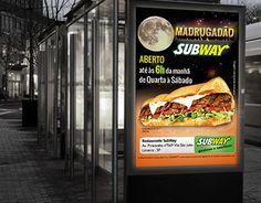 """Check out new work on my @Behance portfolio: """"Faixa de Divulgação para rede de fast food SubWay"""" http://on.be.net/1IOnbVs"""