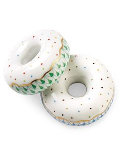 Herend doughnut…just what i've always needed!!