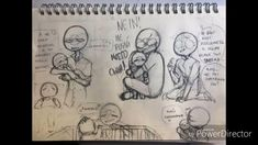 Read Third Reich / Germany~ Working with a child. Art Reference Poses, Drawing Reference, Character Art, Character Design, Art Inspiration Drawing, Cute Art Styles, Drawing Base, Human Art, Country Art