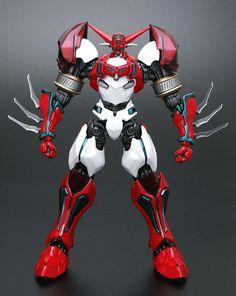 EX合金 GETTER ROBOT 真GETTER