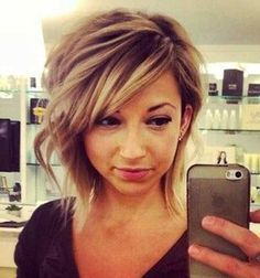 Lovable Straightforward Short Haircuts | Hairstyles
