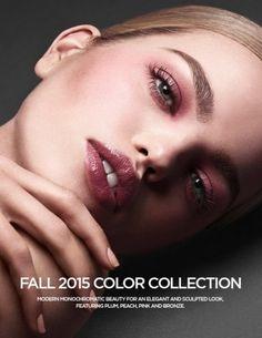 Tom Ford Fall 2015 Makeup Collection : Tom Ford Fall 2015 Face Focus Collection & Tom Ford Fall 2015 Color Collection / Коллекции макияжа Том Форд Осень 2015 — Отзывы о косметике — Косметиста