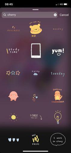 Gif Instagram, Instagram And Snapchat, Instagram Quotes, Instagram Fashion, Creative Instagram Stories, Instagram Story Ideas, Photo Editing Vsco, Snapchat Stickers, Insta Photo Ideas