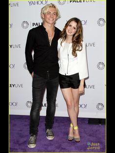 Admits Lynch Laura Marano Dating Ross He'S