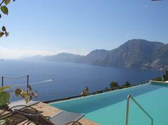 Sette giorni in Costiera Amalfitana nella luminosissima Villa Apollo