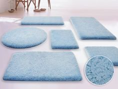 Peach Bath Rugs And Mats Bathroom Decor Pinterest Bath Rugs - Long bath rugs mats for bathroom decorating ideas