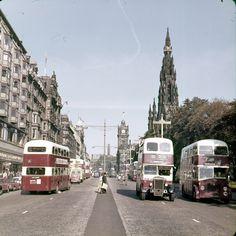 Princes Street 1966