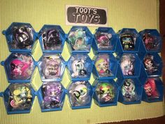 NEW Monster High Minis SEASON 2 WAVE 1 Complete Set of 18 ***In-Stock*** #Mattel #MiniFigures