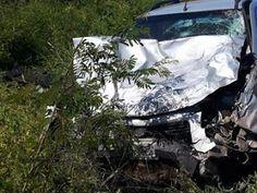 São Sebastião do Umbuzeiro a Vista: Três pessoas morrem e duas ficam feridas durante a...