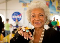 Television and movie icon Nichelle Nichols will be appearing at Wizard World Comic Con St. Louis at America's Center Feb 2-4, 2018. Nichols recently chatted with #Boom Media about Comic Con, her career, LGBTQ fans, #MeToo and more.