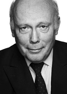 julian fellowes -  for creating and writing the scripts for gosford park and downton abbey