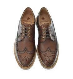 Trickers X Kafka Long Wing