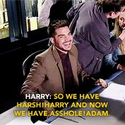 I highly approve of Adam Lambert & Harry Connick Jr. hosting American Idol because