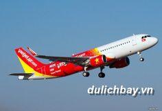Đặt vé máy bay Vietjet VIetnam_airlines Jetstar giá rẽ mỗi ngày