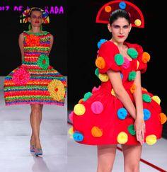 Agatha Ruiz De La Prada Spring/Summer 2009